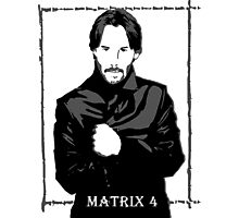 The Matrix 4 Photographic Print