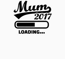 Mum 2017 Womens Fitted T-Shirt