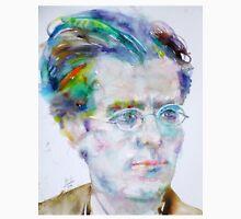 GUSTAV MAHLER - watercolor portrait.3 Unisex T-Shirt