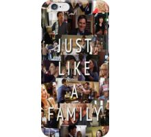 Just Like a Family-Version 2 (Criminal Minds) iPhone Case/Skin