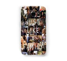 Just Like a Family-Version 2 (Criminal Minds) Samsung Galaxy Case/Skin