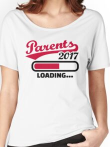 Parents 2017 Women's Relaxed Fit T-Shirt