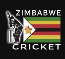 Zimbabwe Cricket One Piece - Short Sleeve