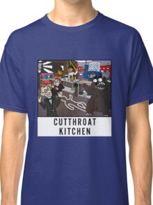 Cutthroat Kitchen Doodle Classic T-Shirt