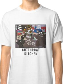 Cutthroat Kitchen Doodle Classic T-Shirt