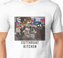 Cutthroat Kitchen Doodle Unisex T-Shirt