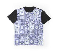 Follow the blue path Graphic T-Shirt