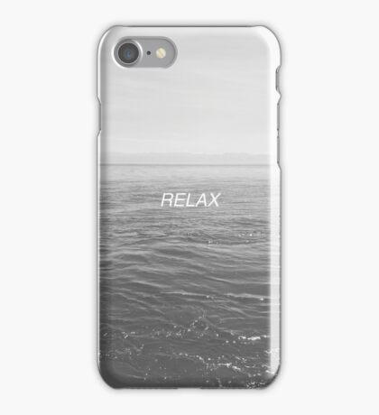 Relax - Ocean iPhone Case/Skin