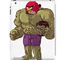 Who's Angry? iPad Case/Skin