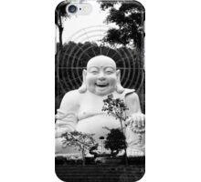 Laughing Buddha, Dalat, Vietnam iPhone Case/Skin