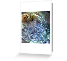 Ocean Invert Greeting Card