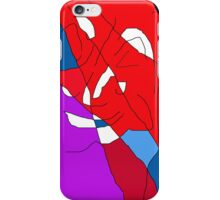 Crazy abstract design by  Moma iPhone Case/Skin