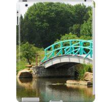 Blue Bridge iPad Case/Skin