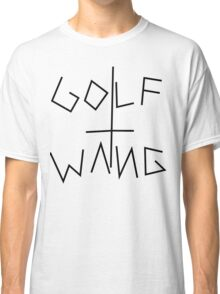 Golf Wang | Black Classic T-Shirt