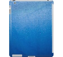 Raindrops On A Tent iPad Case/Skin