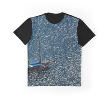 Santorini 7 Graphic T-Shirt