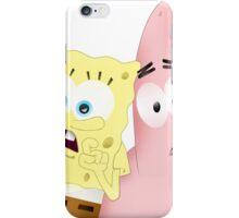 Spongebob & Patrick iPhone Case/Skin