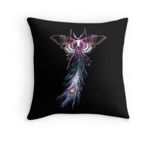 Party In Your Night Terrors Throw Pillow