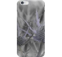 Sea Holly 2 iPhone Case/Skin