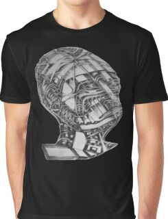 THE OBSERVER OF THE MIND   Graphic T-Shirt