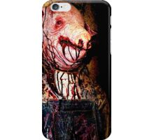 Hey Pig Piggy Pig Pig Pig iPhone Case/Skin