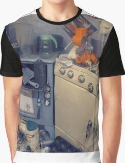 Unloved Kitchen Graphic T-Shirt