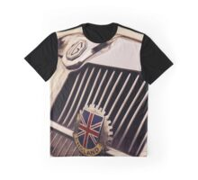 mg car, british flag Graphic T-Shirt