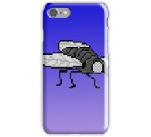 Fly Pixel thing iPhone Case/Skin