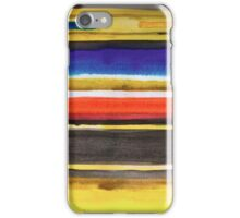 Indian Water Colours iPhone Case/Skin