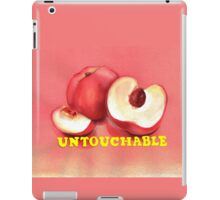 Untouchable iPad Case/Skin