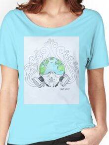 Let her Breathe Women's Relaxed Fit T-Shirt