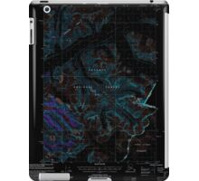 USGS TOPO Map Alaska AK Sumdum A-2 359349 2000 63360 Inverted iPad Case/Skin