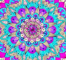Mandala #8 Sticker