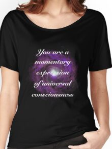 Universal Consciousness - V2 Women's Relaxed Fit T-Shirt