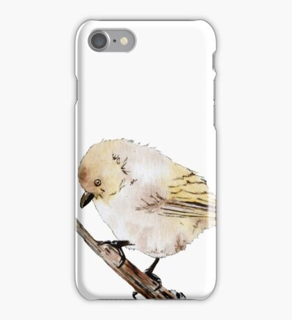 Bushtit Bird iPhone Case/Skin