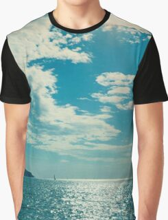 Santorini 11 Graphic T-Shirt