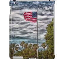 Proudly Waving iPad Case/Skin