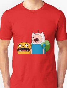 Adventure Time Finn and Jake Unisex T-Shirt