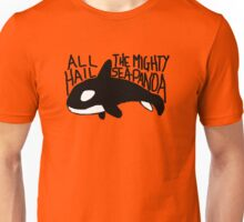All Hail The Mighty Sea Panda Unisex T-Shirt