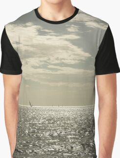 Santorini 12 Graphic T-Shirt