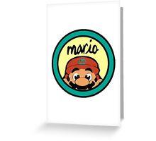 Mario Morgendorfer  Greeting Card