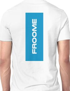 Froome blue Unisex T-Shirt