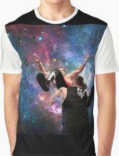 Kevin Sami Galaxy Graphic T-Shirt