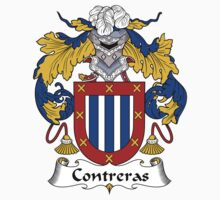 Contreras Coat of Arms/Family Crest One Piece - Short Sleeve
