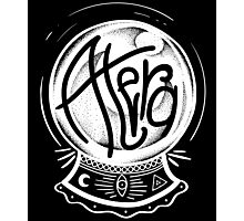 Crystal Ball 'Fortune' - Atera Apparel Photographic Print