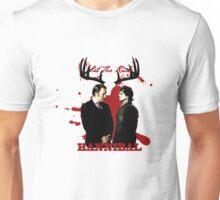 Hannibal & Will - Eat The Rude Unisex T-Shirt