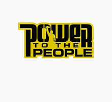 Power To The People - GOLD Unisex T-Shirt
