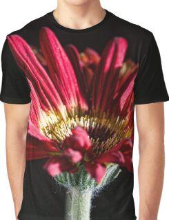 Red Gerbera 1 Graphic T-Shirt
