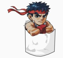 Pocket Ryu by sym4ony