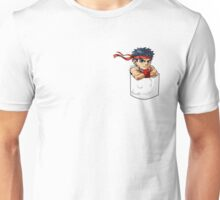 Pocket Ryu Unisex T-Shirt